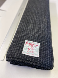 Harris Tweed - Blue / Grey Dogtooth
