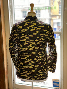 """Camo"" 'Made in Cirencester' Jacket"