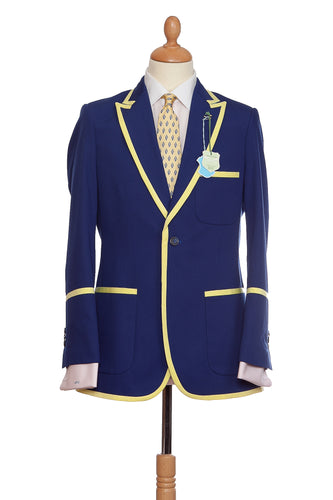 Piped Blazer