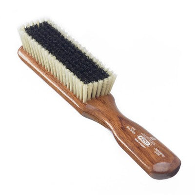 Cashmere, worsted wool & silk clothes brush