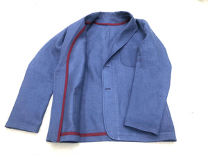 Corinium Made in Cirencester Jacket - Heavy Linen