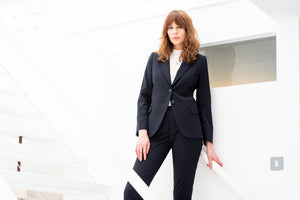 Bespoke Ladies Suit with Trousers