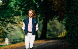 Combermere - Quilted yard gilet - BARRINGTON AYRE SPORT