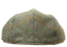 Garforth traditional flat cap