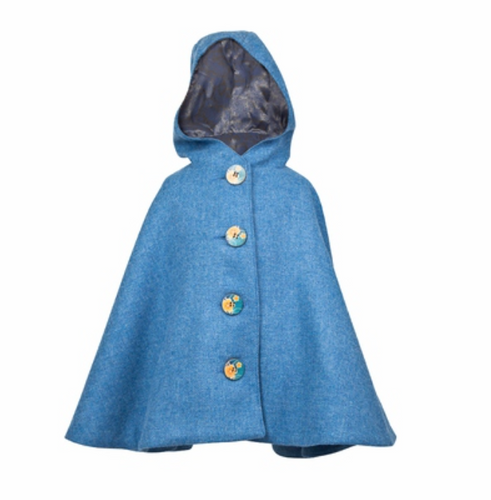 Grace - Little Poncho - BARRINGTON AYRE SPORT