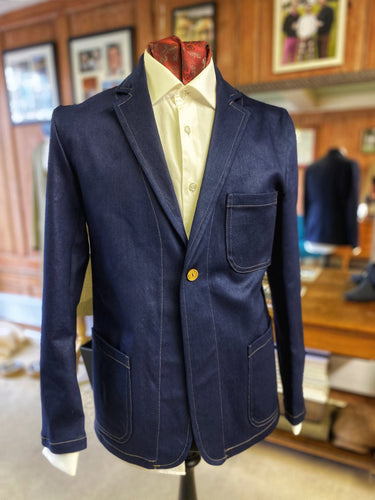 Denim - Made in Cirencester Jacket