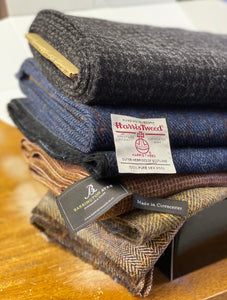 Harris Tweed Fosse Gilet Gift Set