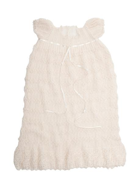 Cashmere Christening Gown - BARRINGTON AYRE SPORT