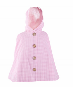 Heidi pink - Little Poncho - BARRINGTON AYRE SPORT