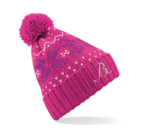 Children's Bobble Hats