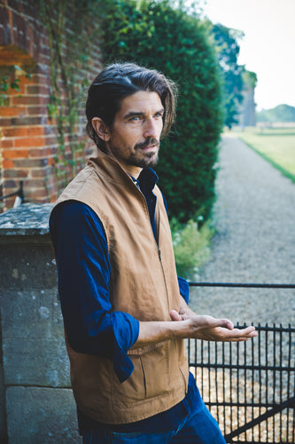 Unstructured Gilet