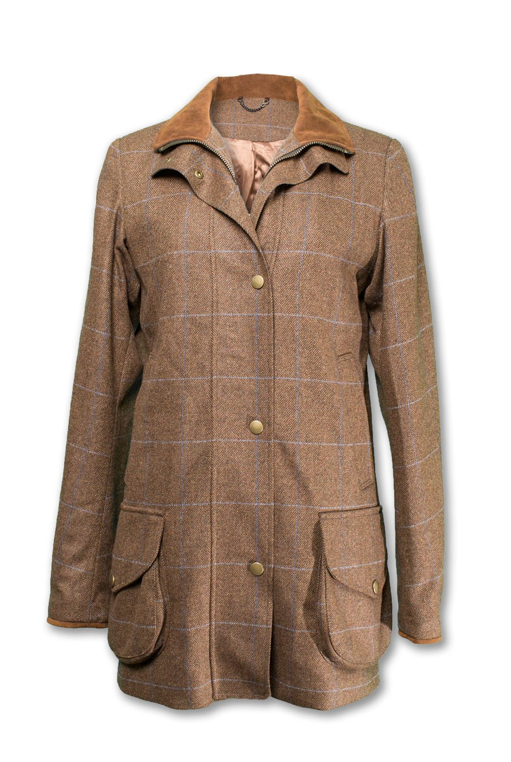 Made to Order Tweed Field Coats - BARRINGTON AYRE SPORT