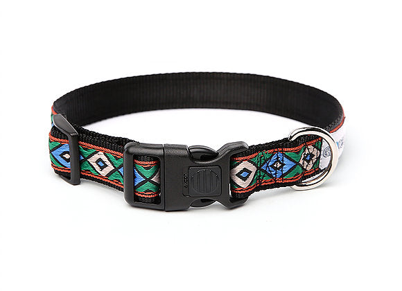 #AZTECDOG Chinampa Valley Collar