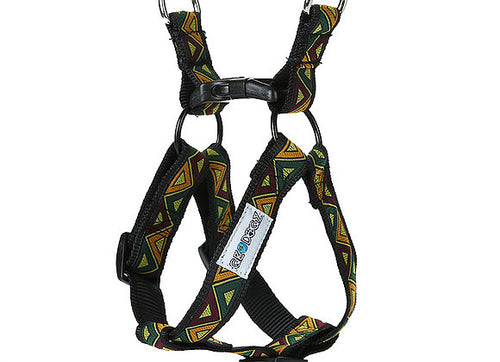 #URBANDOG Alpha Wolf Adventure Harness