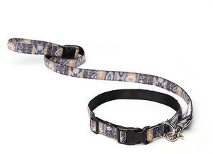 LIMITED EDITION! #MOUNTAINDOG Chestnut Hue Collar