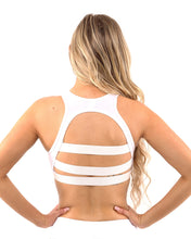 Load image into Gallery viewer, Laguna Set - Leggings & Sports Bra - White
