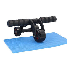 Load image into Gallery viewer, Abdominal Wheel AB Roller With Mat