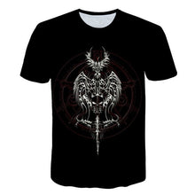 Load image into Gallery viewer, Men's  Angel Wing T-shirt