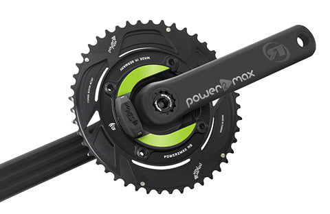 Gravel ROTOR NGeco  - Power2Max edition Set
