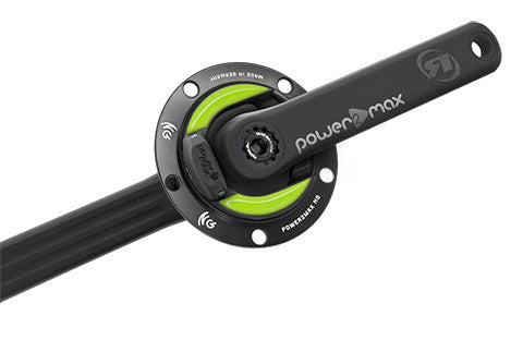 Power2Max Rotor NG eco Powermeter with P2M Crankarm bundle