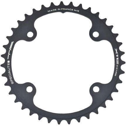 Campag 52 x 36 tooth Chain Ring Set - 11 speed