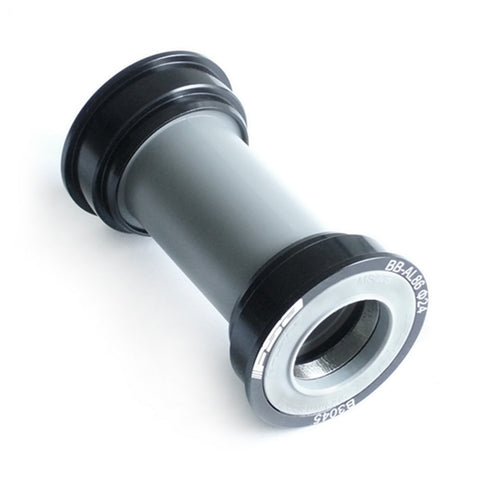 Power2Max FSA Megaexo bottom bracket for BB86 PressFit (Aluminium, Steel) - bearing kit.