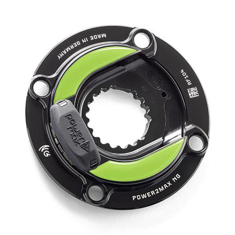 Power2Max Bicycle Power Meter NGeco MTB Cannondale - 104