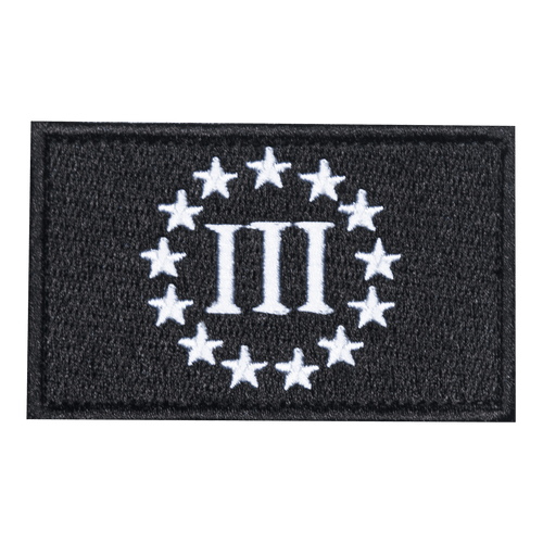 Three Percent Patch