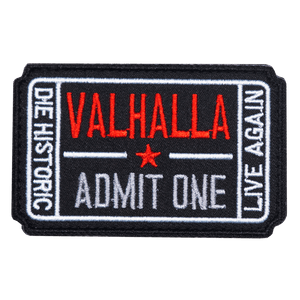 Valhalla Admit One