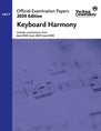 2020 Official Examination Papers: ARCT Keyboard Harmony