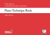 The Royal Conservatory of Music Piano Technique Book, 2008 Edition