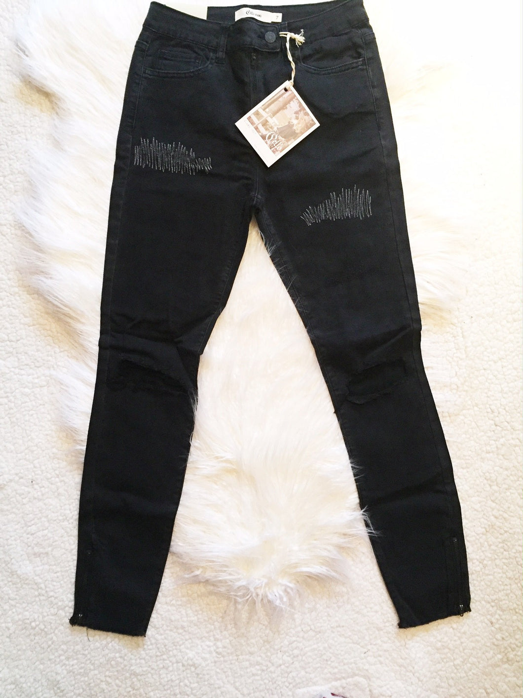 Roxy High Waisted Skinny Jeans