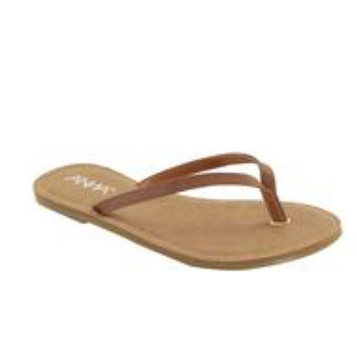 Brite Sandal- Tan - Simply Jazzy boutique