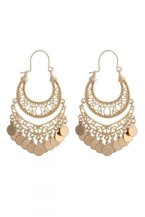 Indi Earrings (gold)
