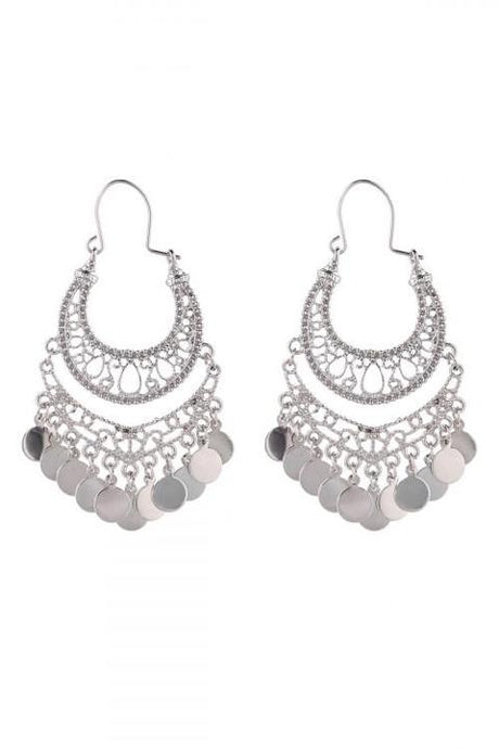 Indi Earrings (silver)