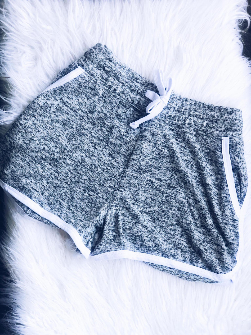 Keeping It Casual Shorts (grey)
