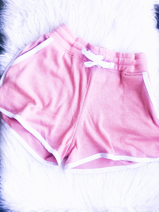 Keeping It Casual Shorts (pink)