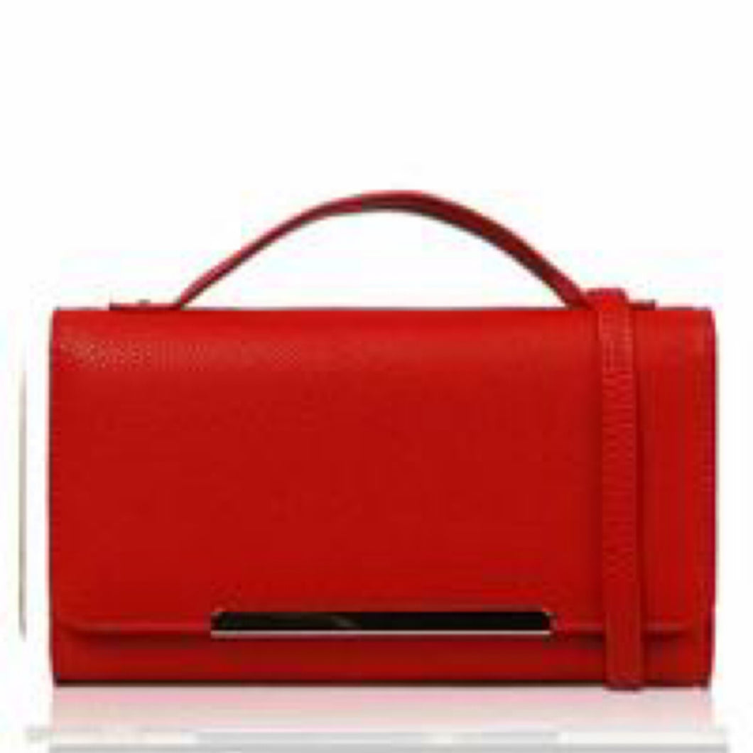 Ella Wallet- Red