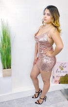 Load image into Gallery viewer, Birthday Dress (rose gold)