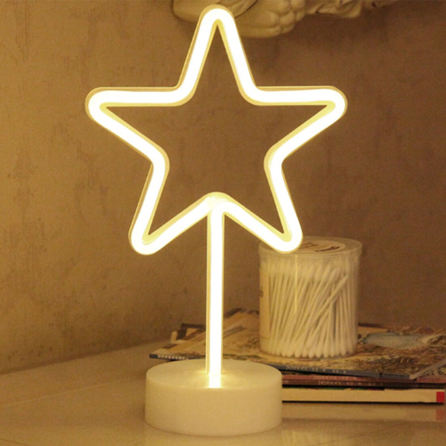 STAR Neon Decor Light