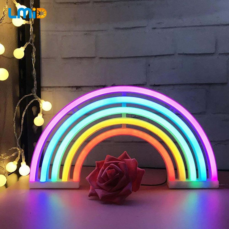 RAINBOW Neon Decor Light