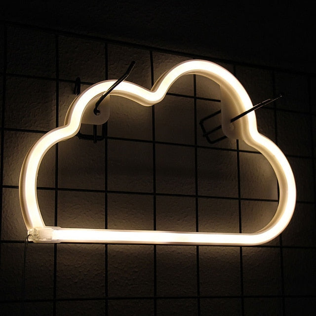 CLOUD Neon Decor Light
