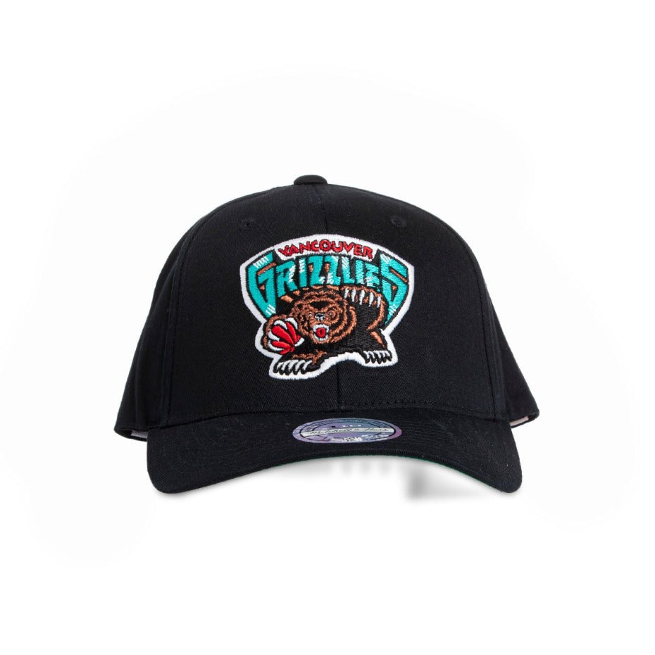 Team Logo High Crown  Snapback Vancouver Grizzlies