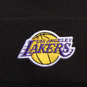 Team Logo Cuff Knit Los Angels Lakers