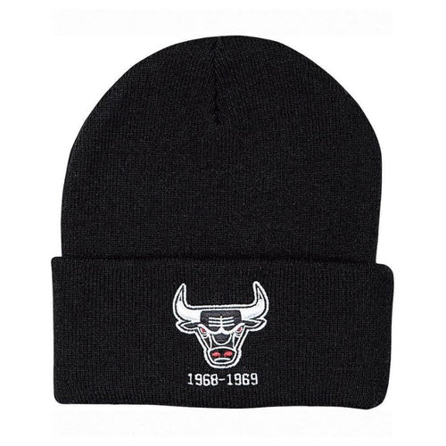 Team Logo Cuff Knit Chicago Bulls