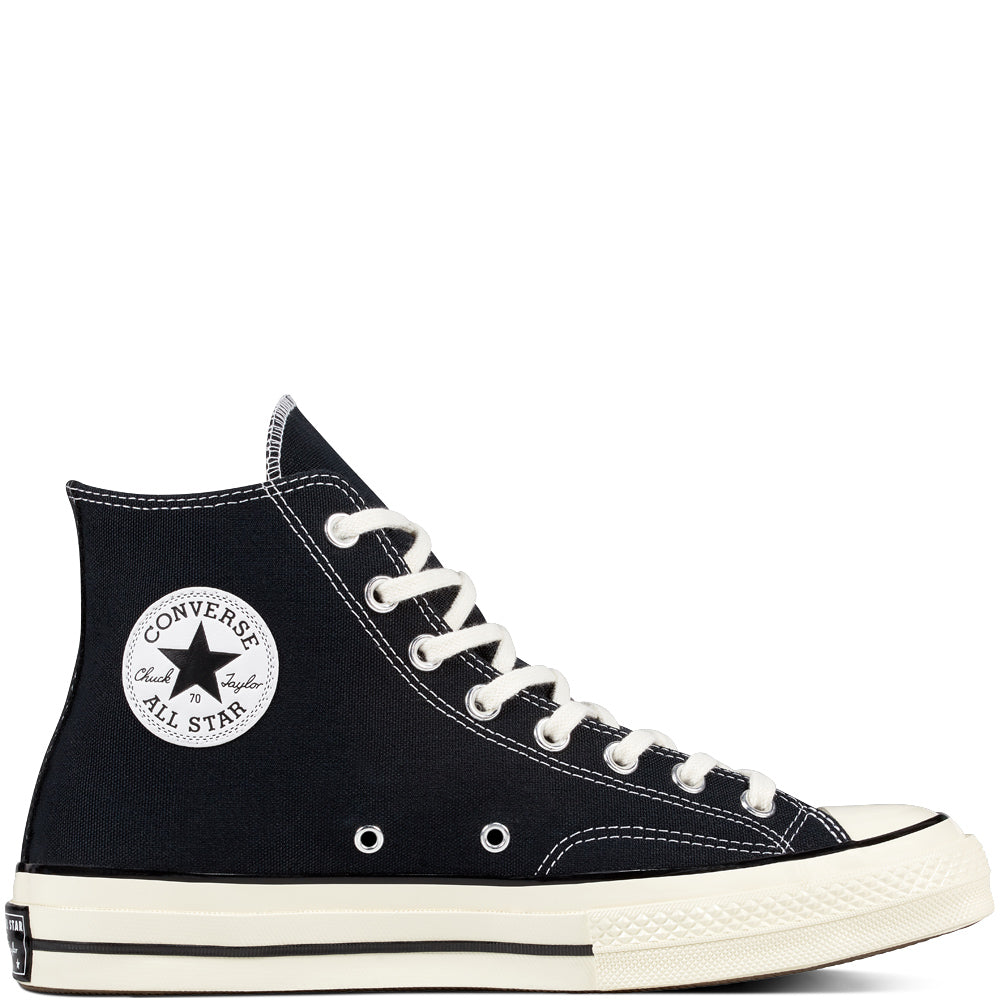 Converse - Chuck 70 Classic High Top Black - inside-soulfulsore