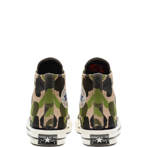 Converse Chuck 70 Archive Print Camo High Top - inside-soulfulsore