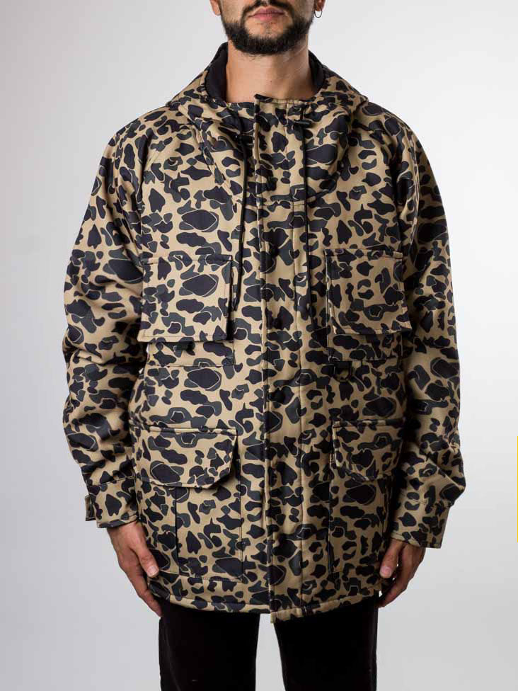 Caterpillar Smock Jacket Camo