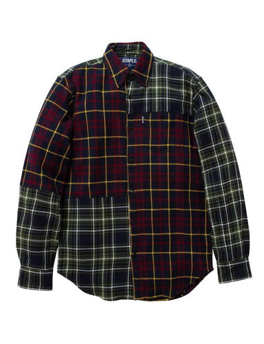 Mixed Flannel fronte