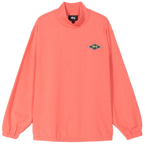 Stussy W' Long Shirt Benton Terry Mock